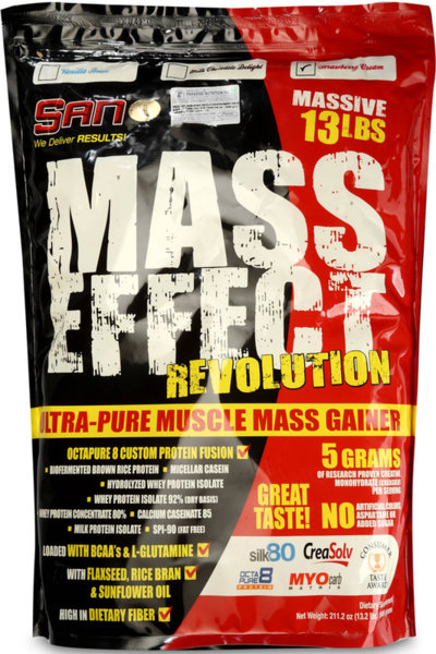 San Mass Effect Revolution 5.98kg (13.2lb)